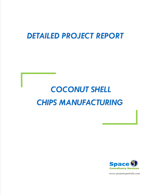 Project Report on Coconut Shell Chips Manufacturing