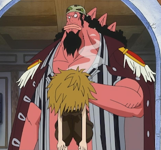 Fakta Fisher Tiger One Piece