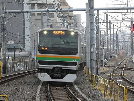 【ダイヤ改正で残存!】高崎・両毛線表示の前橋行きE231系