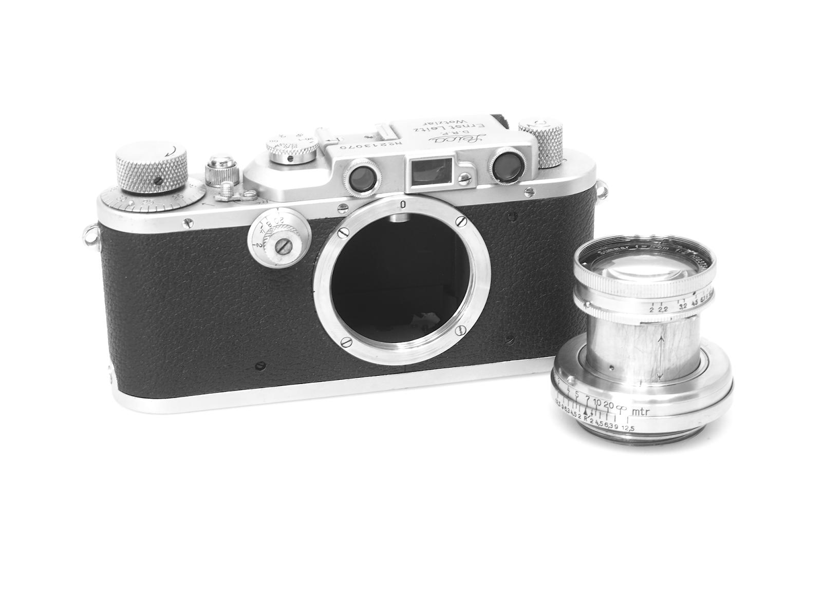 Leica Iii Entfernungsmesser : Knippsen leica iii