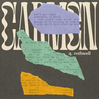Carmen Q. Rothwell - Don't Get Comfy / Nowhere Music Album Reviews