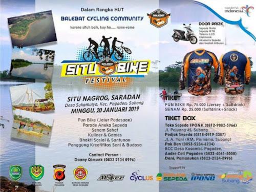 Situ Bike Festival Subang 2019