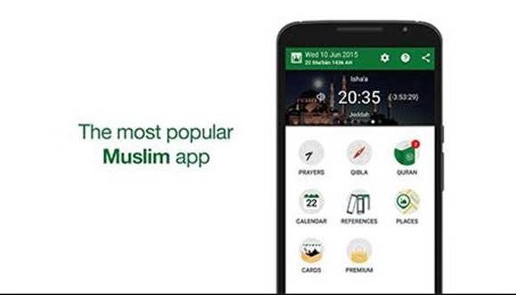 Muslim Pro Apk Premium Terbaru 2018 Full Version