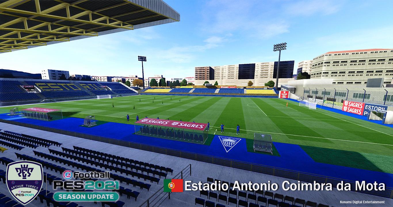 PES 2021 Estadio Antonio Coimbra da Mota