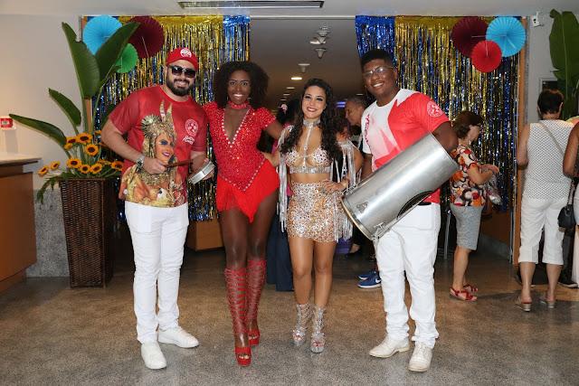 Blog Apaixonados por Viagens - Feijoada Carnavalesca - Hotel Windsor Barra