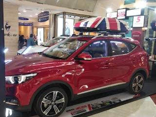 Harga Mobil MG HS Jakarta