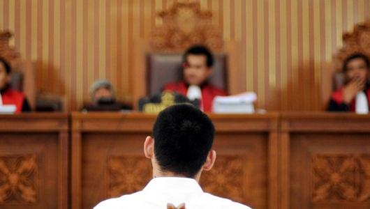 Usai Bersaksi, Eks Kadisdik Sabang Meninggal Dunia di Ruang Pengadilan