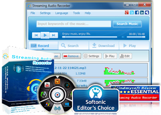 Apowersoft Streaming Audio Recorder 4.0.9 Full Serial