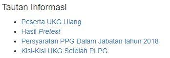 download kisi kisi UKG setelah PLPG