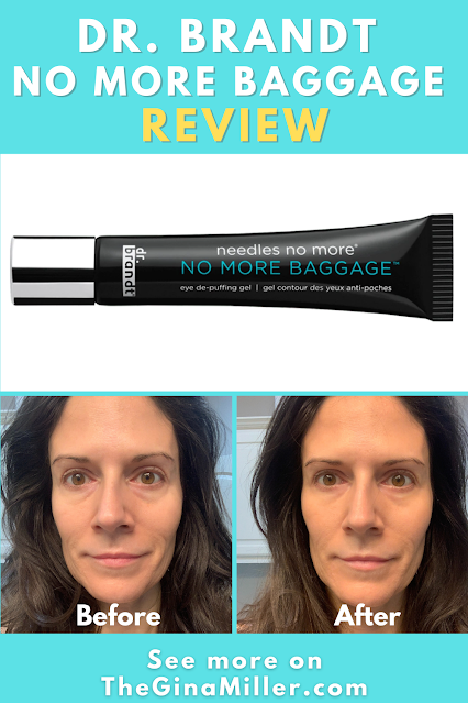 Dr. Brandt No More Baggage Review