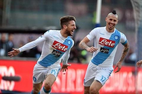 Napoli của Sarri là đội bóng đáng xem nhất ở Serie A trong những năm qua