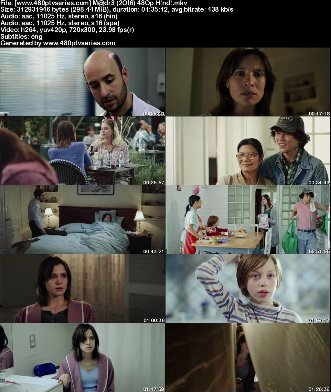 Madre (2016) 300MB Full Hindi Dual Audio Movie Download 480p Bluray Free Watch Online Full Movie Download Worldfree4u 9xmovies