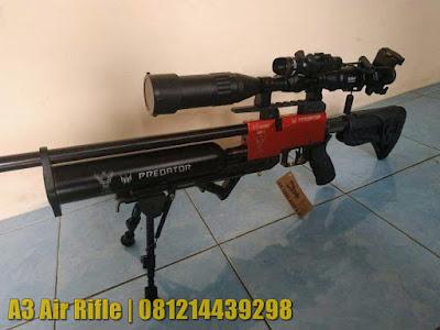 bocap predator produksi A3 Air Rifle