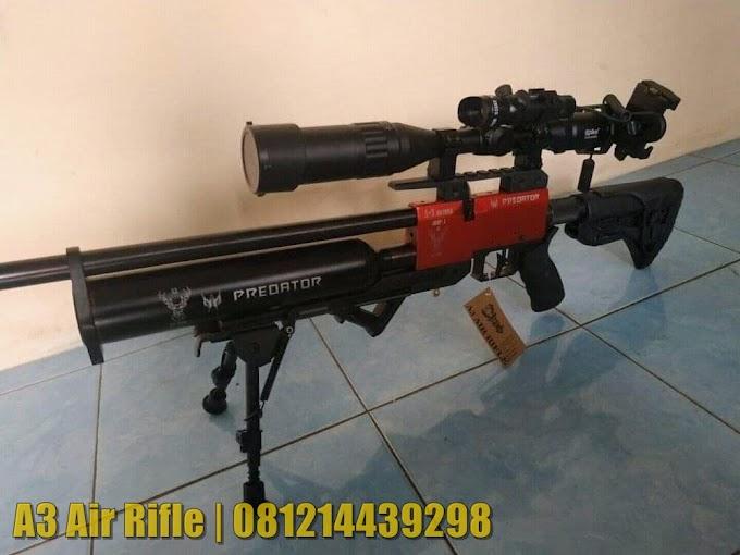 Kelebihan Senapan Angin PCP A3 Air Rifle