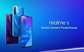 Quick review of Realme 5: 10 thousand phone, big battery, four rear cameras