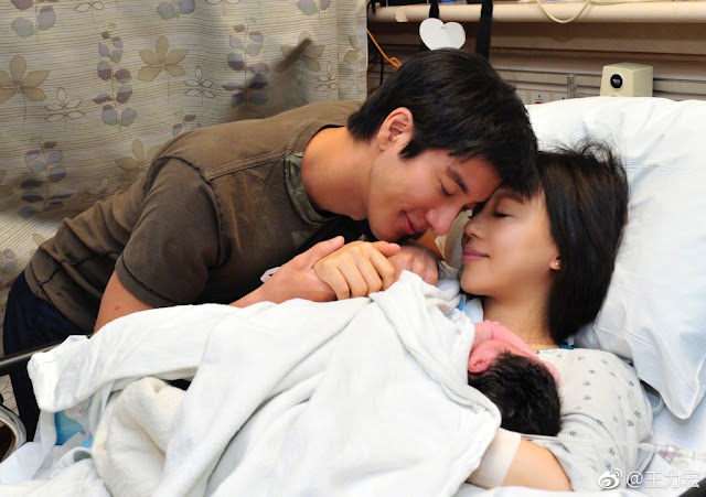 Wang Leehom 3rd baby
