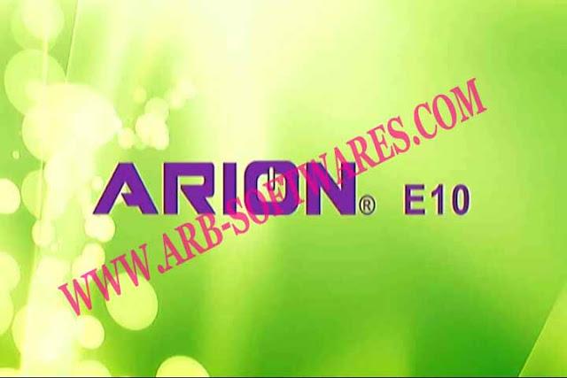 ARION E10 1506TV SGB1 V10.03.09-2 DQCAM 4 APRIL 2020