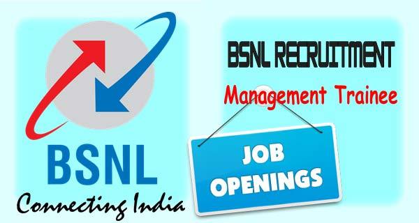 Bsnl MT Jobs