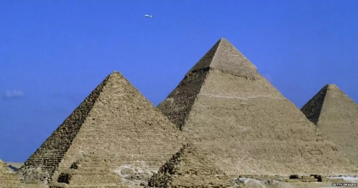 Egypt Rejects Elon Musk's Claim That The Pyramids Were Built By Aliens