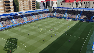 PES 2020 Stadium Municipal de Ipuru  ( With Enlighten )