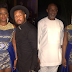 RMD,Gideon Okeke,Mike Ezurounye,Funlola Aofiyebi,Taiwo Ajai-Lycett and others at Funmi Holders' The Grudge' movie premiere