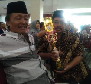 Hasil Kejuaraan Lomba  MAPSI Tingkat Provinsi Jawa Tengah 2019