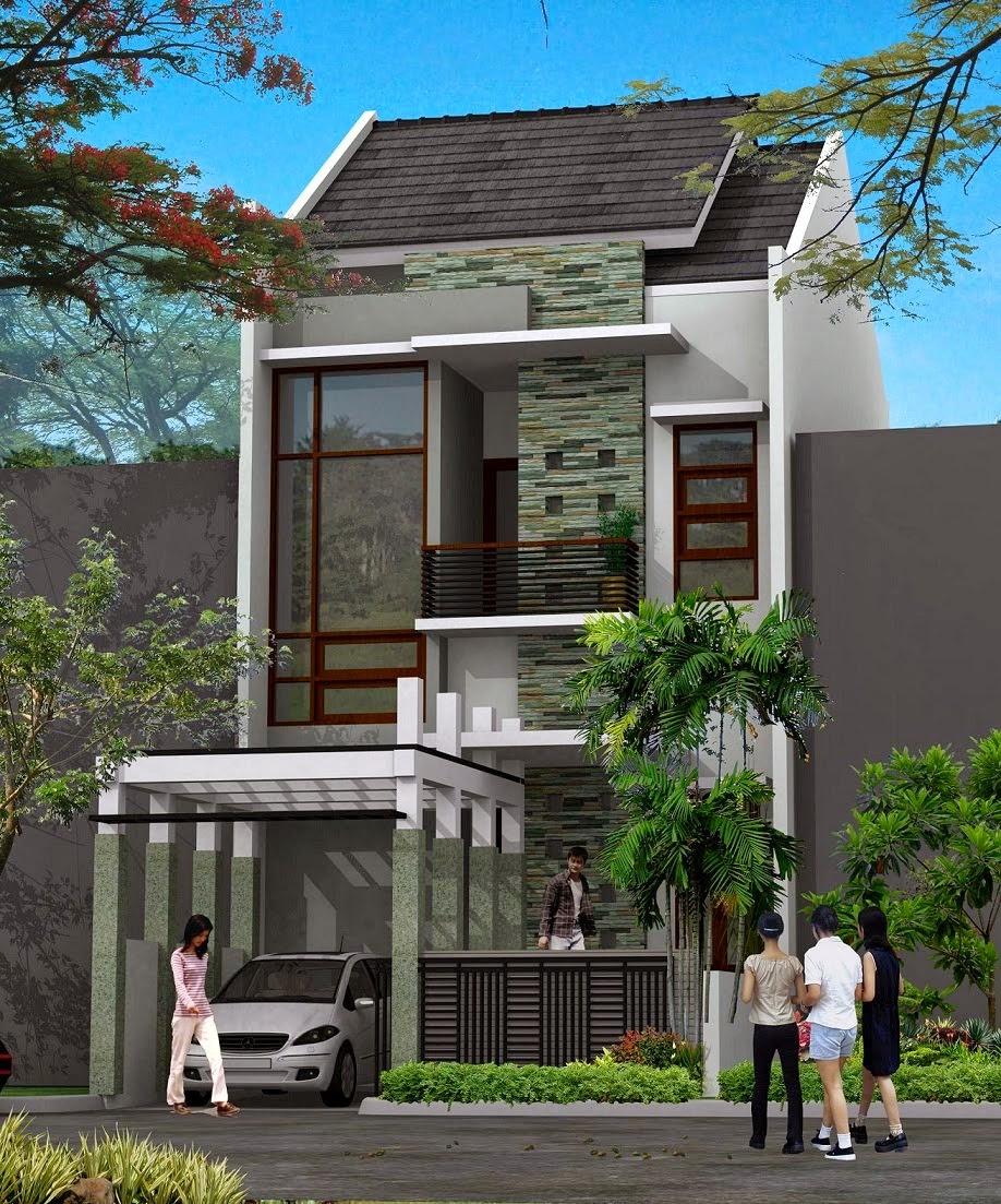 67 Desain Rumah Minimalis Ukuran 4x12 Desain Rumah Minimalis Terbaru