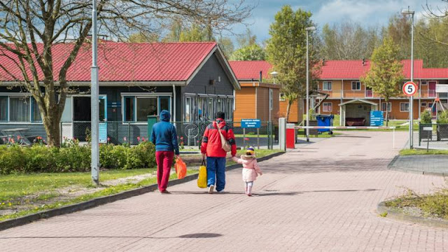 هولندا .. دائرة الهجرة والتجنيس الهولندية ستدفع تعويضات بملايين اليورهات لطالبي اللجوء