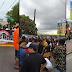 Manifestantes fazem protesto no Carrefour de Belford Roxo pela morte de João Alberto; vídeo