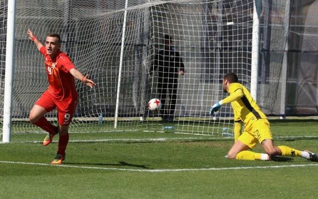 Fußball U21: Sieg für Mazedonien im Testspiel gegen Bulgarien