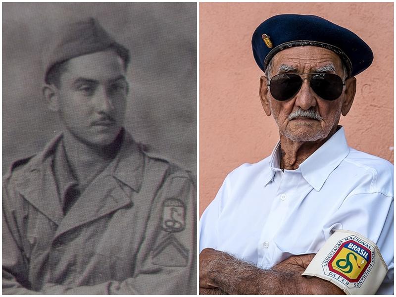 Combatente de Rosário Oeste que participou da 2ª Guerra Mundial completa 98 anos de idade dia 30