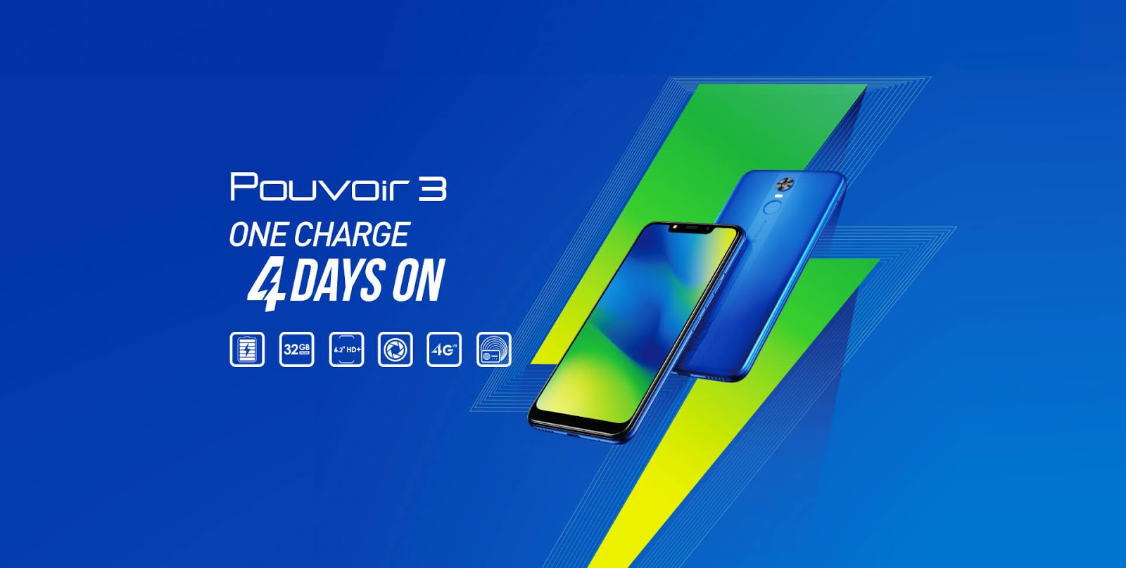 TECNO Pouvoir 3 with 6.2-inch Notch Screen, 5000mah, AR Technology Unveiled