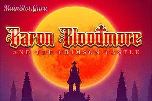 Main Gratis Slot Baron Bloodmore and the Crimson Castle (Thunderkick)