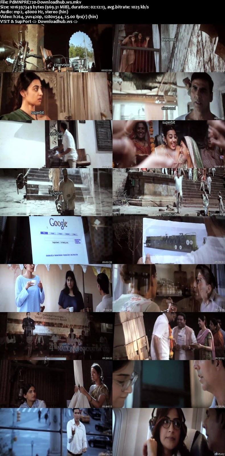 Padmaavat 2018 Hindi 720p Pre-DVDRip x264