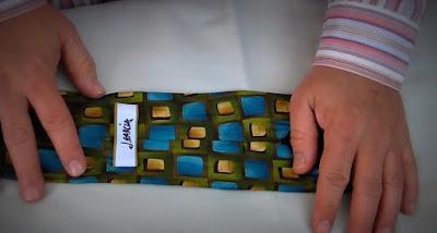 Cara Membuat Dasi Kupu Kupu