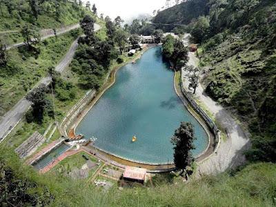 Lake in Almora