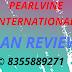 Pearlvine International System Short Business Plan Review © 8355889271