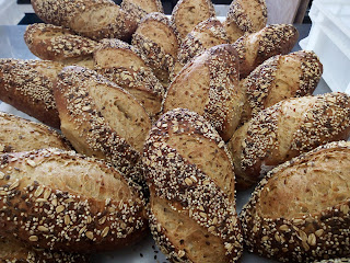 Pane con lievito madre Easi pizzeria Itri