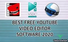 Top Free Youtube Video Editing Software Free 2020