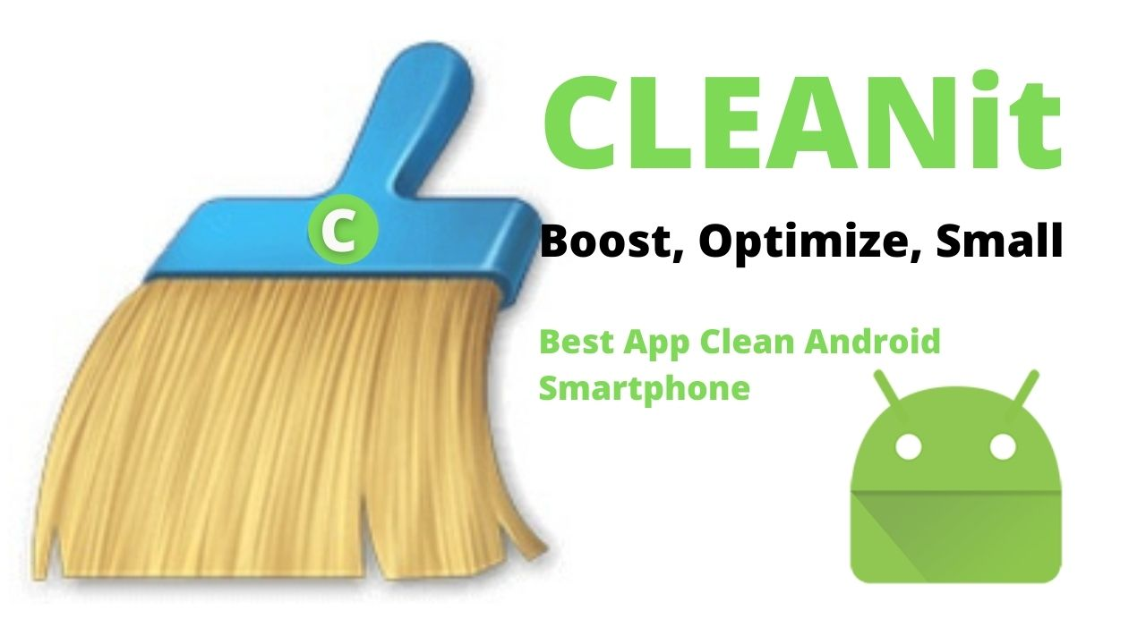 CLEANit Best App Clean Android Smartphone