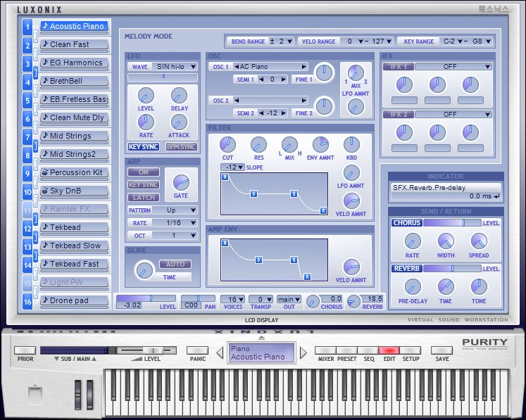 purity fl studio plugin