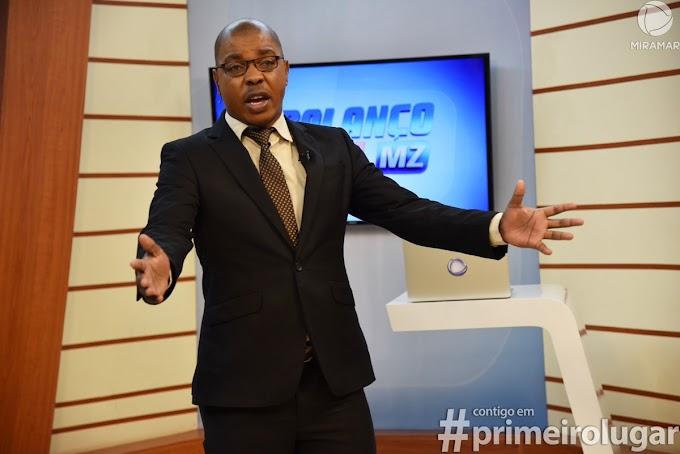 Jorge Matavele De Jornalista Para Bailarino Desnecessário