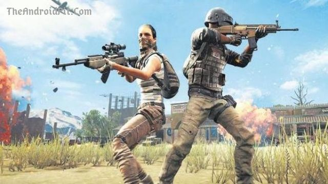 PUBG Mobile Different Versions Download
