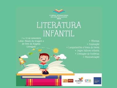 Secult prepara programação especial para a 9ª Bienal Internacional do Livro de Alagoas