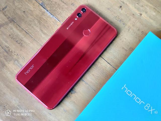Honor 8X Review: Bodi Premium dengan Android 10