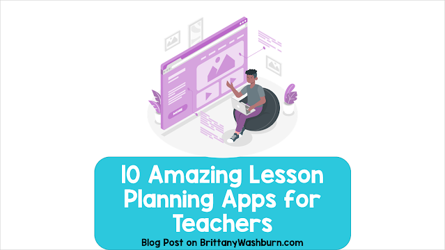 10 Amazing Lesson Planning Apps for Teachers