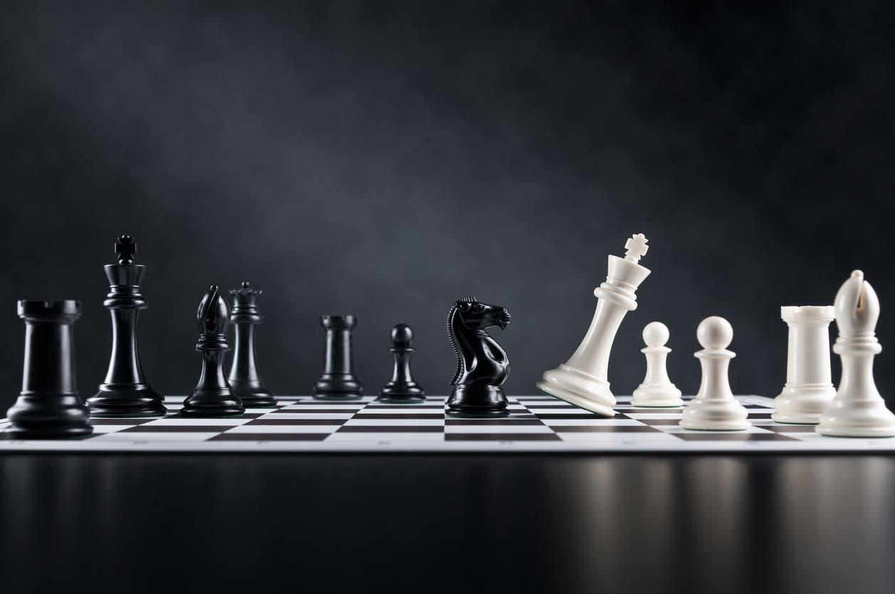 رواية لعبة الشطرنج