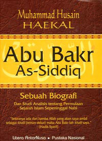 Abu Bakar As-Siddiq (M. Husein Haekal)