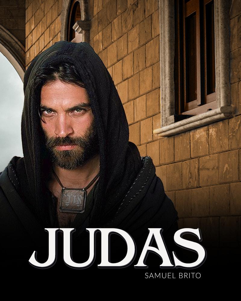 Judas fala sobre a traição a Jesus