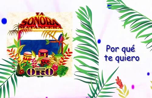 Te Quiero Porque Te Quiero - Celio Gonzalez & La Sonora Matancera Lyrics